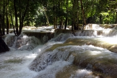 Natuur - waterval in Laos