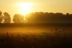 Natuur - zonsopgang