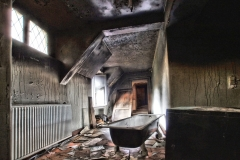 Urbex - verlaten sanatorium